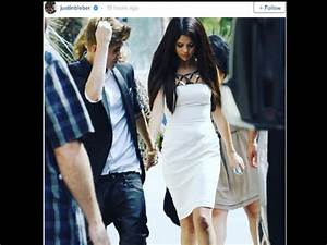 Justin Bieber posts a throwback picture with Selena Gomez ...