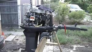 Repairing My Yamaha 40hp 2 Stroke Outboard Motor