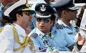 'Group Captain' Sachin Tendulkar Star Attraction at Indian ...