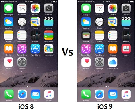 ios 8 iphone 4 ios 9 vs ios 8 4 1 performance speed comparison