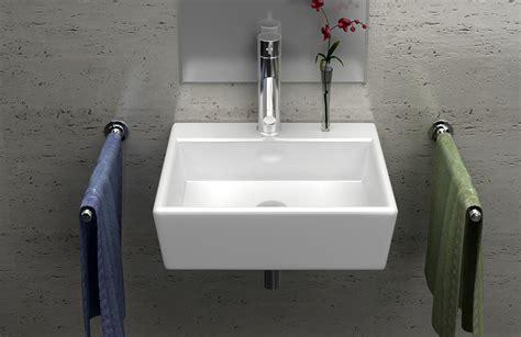 Badezimmer Unterschrank Zu Verschenken by Luxaqua Waschbecken G 228 Ste Wc Waschbecken Zur Wandmontage