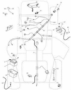 Husqvarna Yth21k46 Parts List And Diagram   Ereplacementparts Com