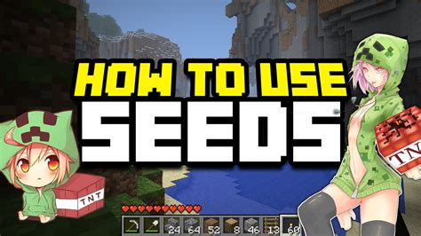 How To Use A Red Cushions In Decorating: How To Use A Seed In Minecraft