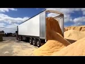 Glenara Transport Pty Ltd Bulk Sawdust Victoria - YouTube