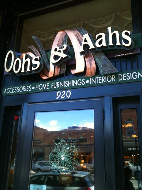 oohs  aahs interior design  main ave durango