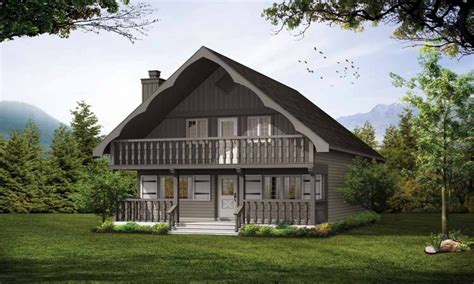 Chalet House Plans At Eplanscom European House Plans