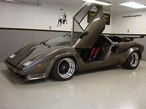 Luxury Lamborghini CarsLamborghini Countach Replica