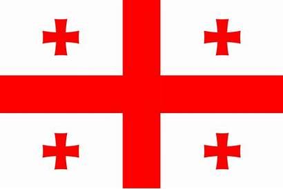 Georgia Flag Svg Transparent Background Wikipedia Wikimedia