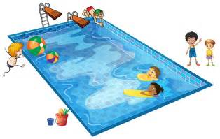Swimming Pool Party Clip Art Free