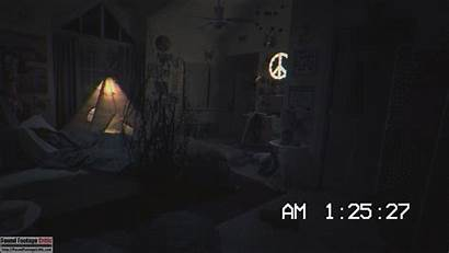 Paranormal Activity Ghost Dimension Footage Found Cinematography