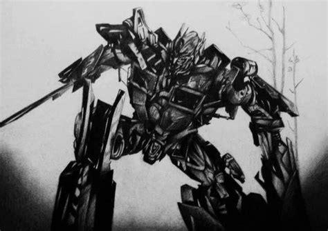 optimus prime pencil drawing  mterm  deviantart