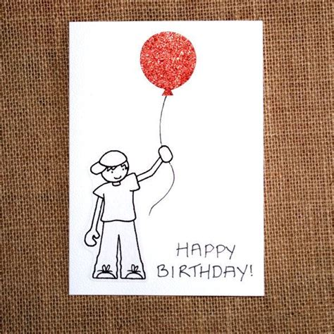love  simple drawing  cute red balloon happy