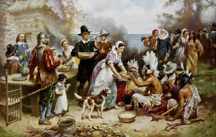 Image result for free pics of the first thanksgiving