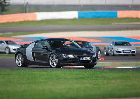 Driving Experience by Audi Driving Experience At Eurospeedway Lausitz