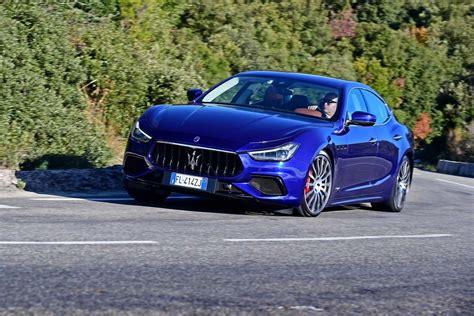 Reviews Of Maserati Ghibli by New Maserati Ghibli S Review