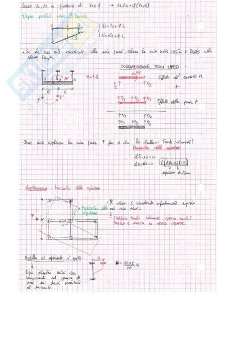 dispense di tecnica delle costruzioni teoria generale appunti di tecnica delle costruzioni