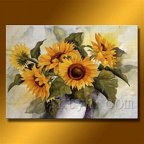 pinturas girasoles oleo imagui flores en 2019 girasoles pinturas y pinturas girasol