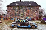 The Heidelberg Project | Heidelberg project, Community art ...
