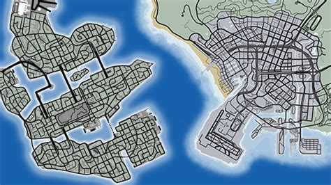 Gta 5 Liberty City Map Extension Coming In Story Mode Dlc
