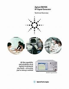 Agilent N9310a Service Manual Download  Schematics  Eeprom