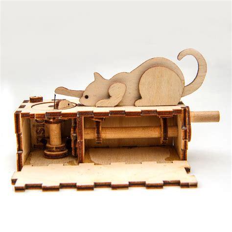 cat  mouse automata kit mice cat  toy