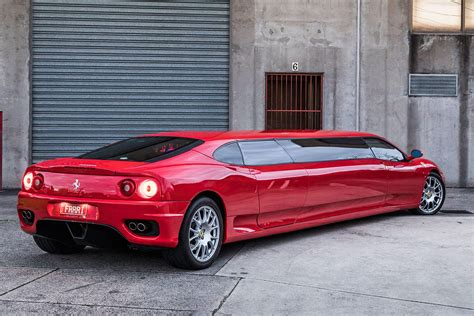 See more ideas about limo, ferrari, limousine. Ferrari Stretch Limousine Melbourne - Worlds Fastest Limo