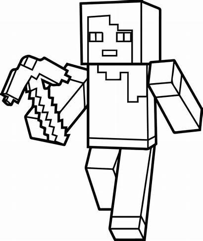 Minecraft Coloring Roblox Colorir Printable Kolorowanki Creeper