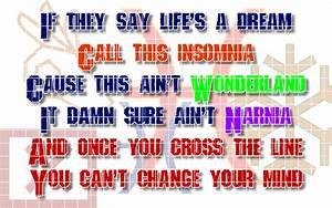 Song Lyric Quotes In Text Image: The Other Side - Bruno ...