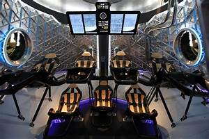 Enter the Dragon: First Look Inside SpaceX's New Crew ...