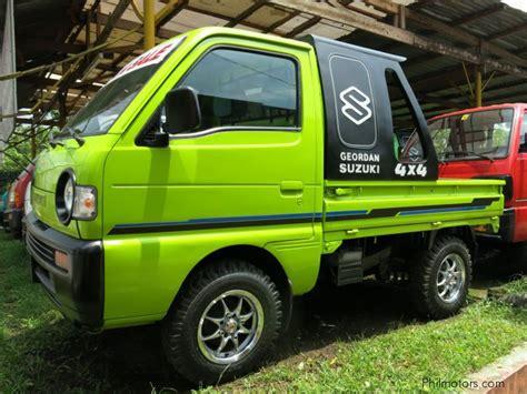 Suzuki Multicab by Used Suzuki Multicab Dropside 2014 Multicab Dropside For