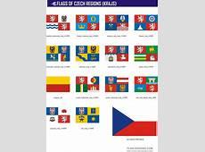 Flags Of Czech Regions by wwwflagdesignscom