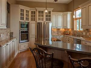 Traditional Style Tuscan Kitchen Makeover Chantal Devane