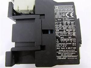 Telemecanique Lc1 D09 10 Contactor With La4 Da 1u Relay