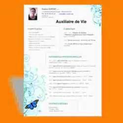 10 cv auxiliaire de vie modele de lettre