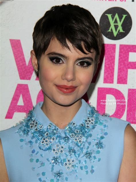 sami gayle sweet  maintenance pixie haircut