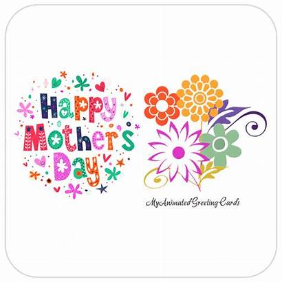 Mothers Happy Animated Mother Card Navigation Categories