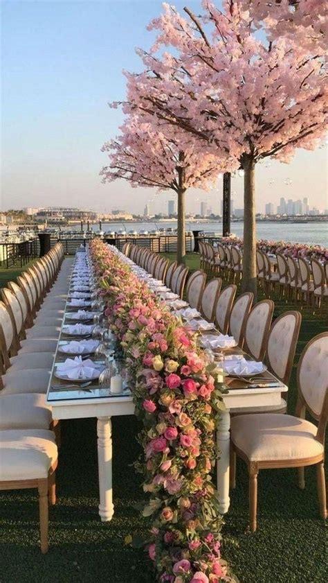 62 extravagant white indoor wedding ceremony 9 Wedding