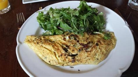 Country Style Omelette  Picture Of Bistro De Paris, San