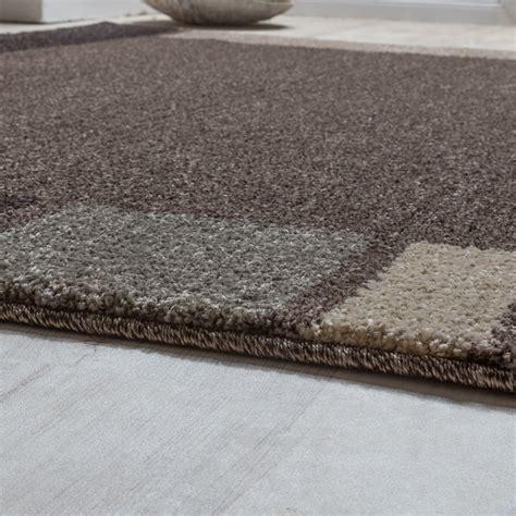 tapis lourd tiss 233 224 bordure beige cr 232 me marron tous les