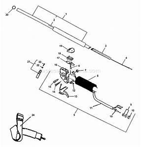 Echo Pp-600 Parts List And Diagram  N