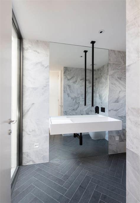 herringbone floor tile bathroom traditional with herringbone freestanding tub