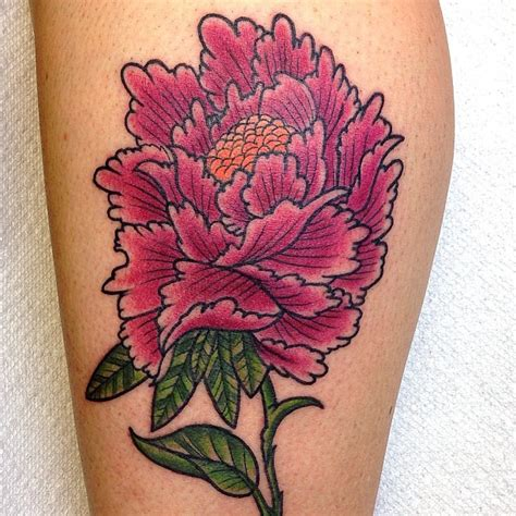 Peony Tattoos Designs, Ideas And Meaning  Tattoos For You