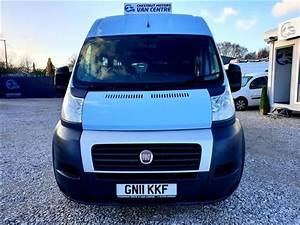 Used Fiat Ducato In Deeside   North Wales