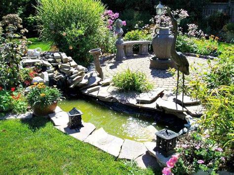 decoracion de jardines pequenos  adornos