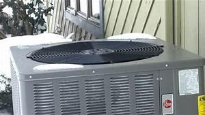 Rheem Heat Pump And Air Handler Review