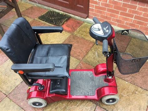 Aquasoothe Little Tiger Mobility Scooter Car Boot Type