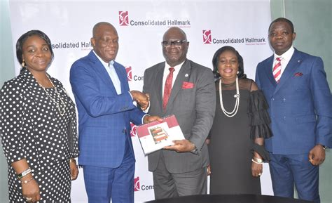 Consolidated hallmark insurance plc engages in the provision of insurance and financing services. CHI pledges support for CIIN N2bn building project | AssurPen News
