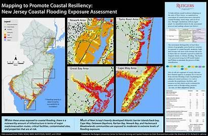 Gis Mapping Nj Jersey Coastal Competition Flooding