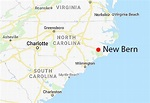Hundreds rescued, many still trapped in New Bern, N.C., as ...