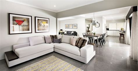display homes interior wellard display home perth industrial living room perth by hatch interiors